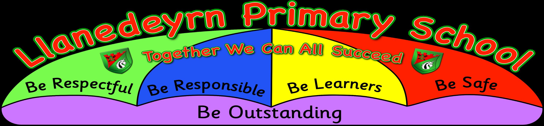 Llanedeyrn Primary School Logo
